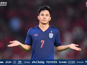 40强赛:21岁小将双响提拉通传射,泰国队客场3-0印尼