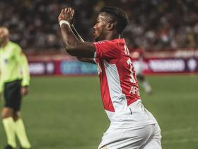 摩纳哥3-4马赛遭逆转,本耶德尔梅开二度后伤退,凯塔首球