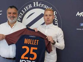 球员观察:西班牙人关注的蒙彼利埃中场莫莱