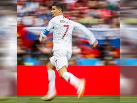 足球 | 感受一下C罗的冲刺速度