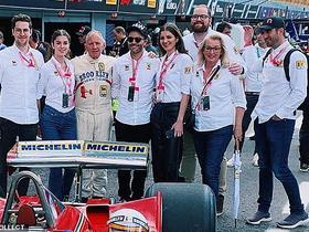 前南安普顿球员联络官的妹妹去世,父亲是前F1世界冠军