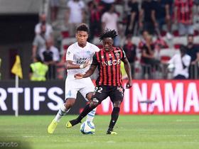 官方:马赛与法国U21国脚卡马拉续约
