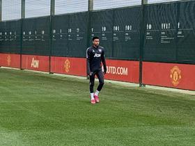 林加德恢复曼联一线队合练,博格巴和卢克-肖只能单独训练