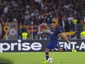 罗马对歧视小胡安的球迷终身禁赛,意总理表示赞同