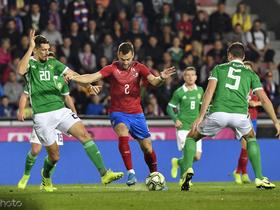 3-2战胜捷克,北爱尔兰19年来首次在客场取得三个上半场进球
