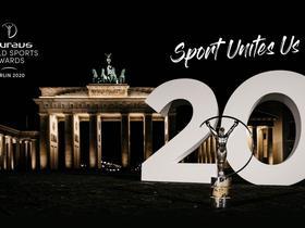官方:2020年劳伦斯颁奖典礼将于2月17日在柏林举行