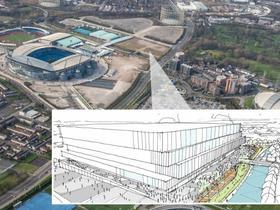太阳:曼城打算用3亿镑在阿提哈德球场附近修建新的体育场馆